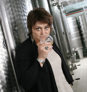 Clotilde Chauvet, the mind of the wine